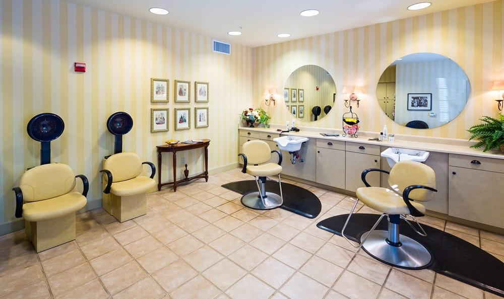 Salon At Our Longview Senior Living Community