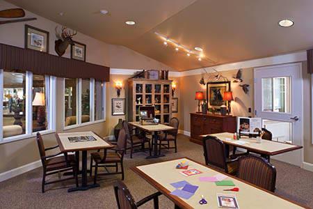 Craft Room at Maple Glen