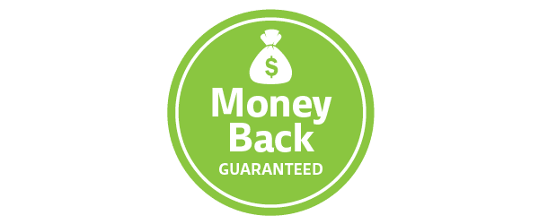 Money back gurarantee