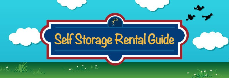 View our Self Storage Rental Guide for help choosing the right unit at Lakewood Self Storage.