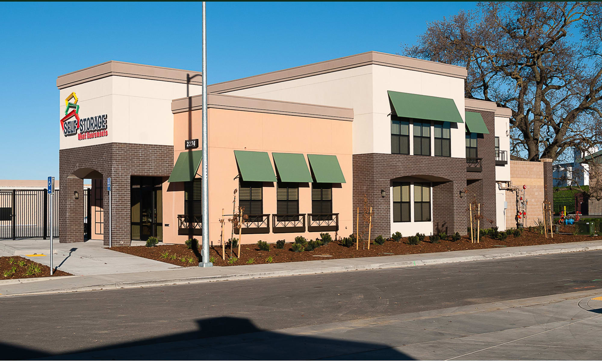 West Sacramento Self Storage - Home of the 1st Year Price Guarantee!