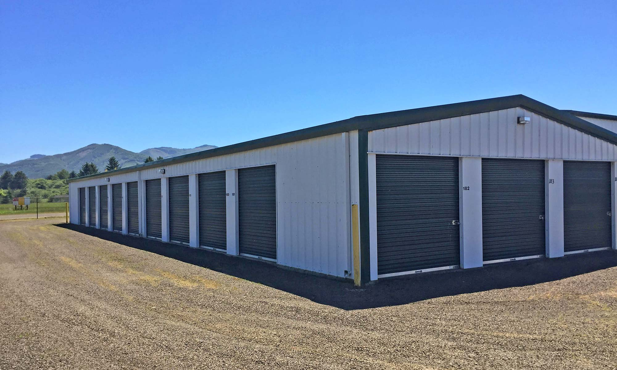 Self storage in Tillamook OR