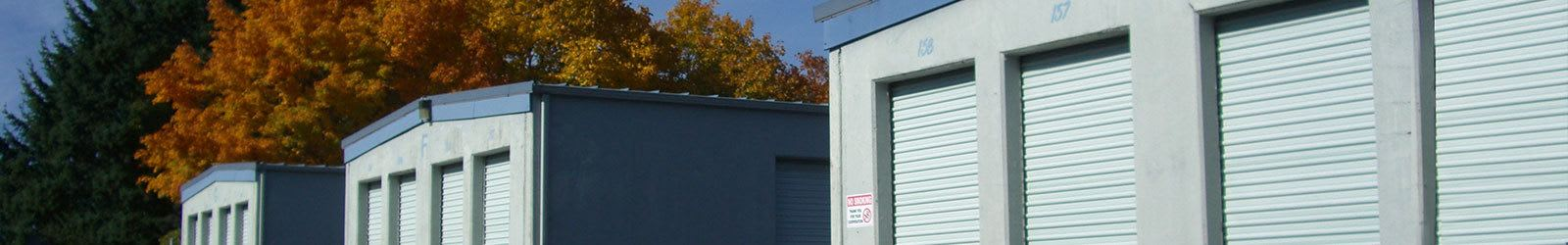 Storage Unit Size guide for self storage in Vancouver, WA
