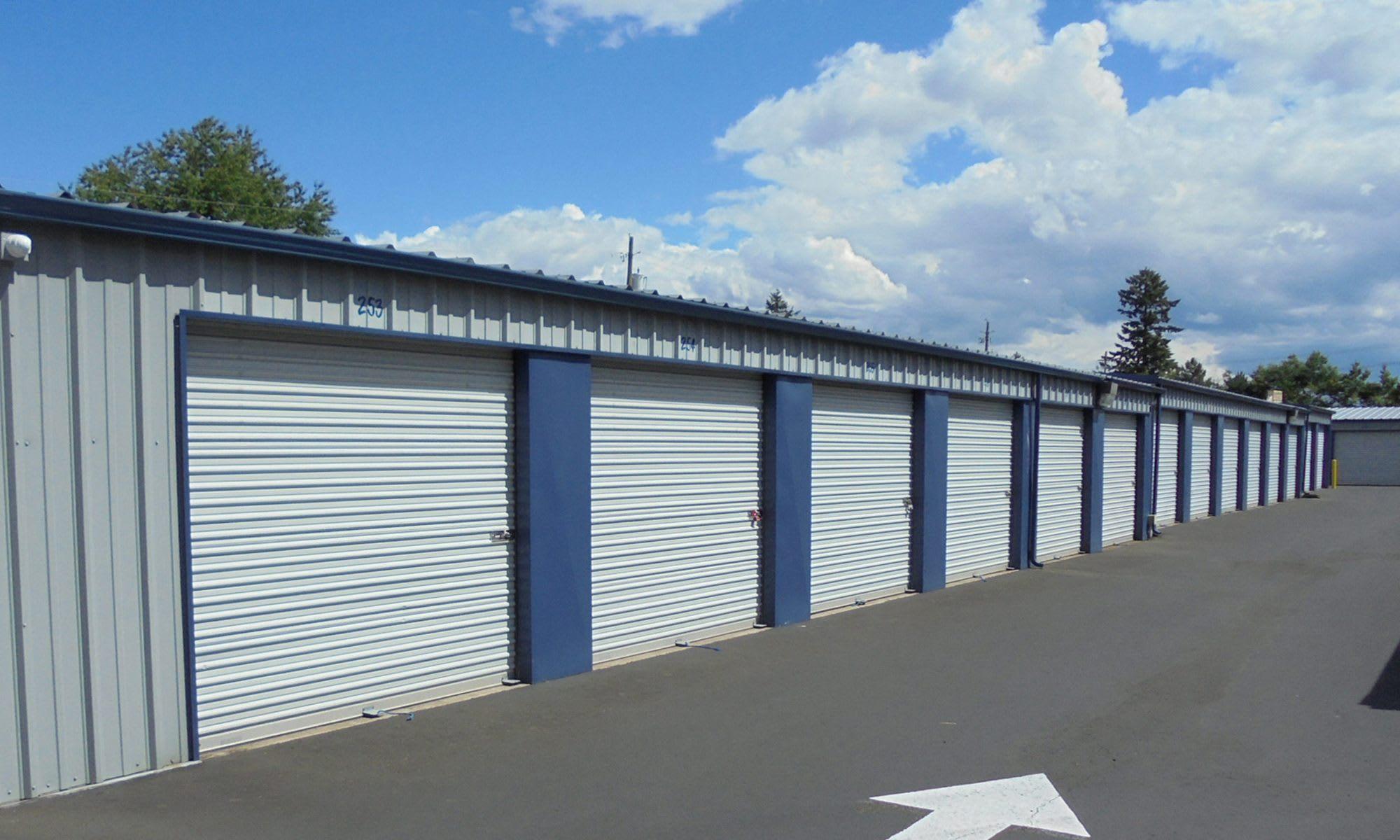 Self storage in Vancouver WA