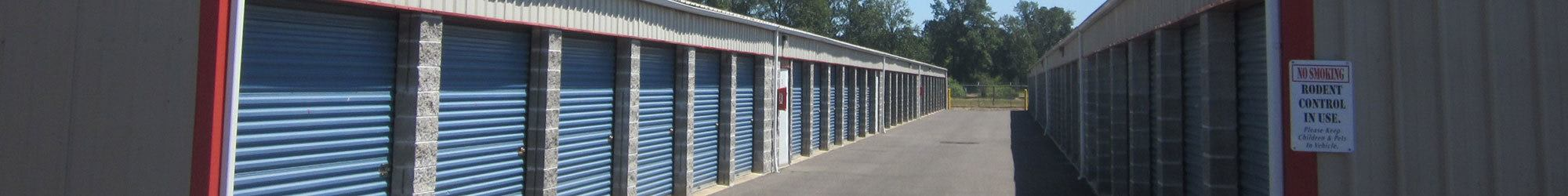 Storage units in Salem, OR