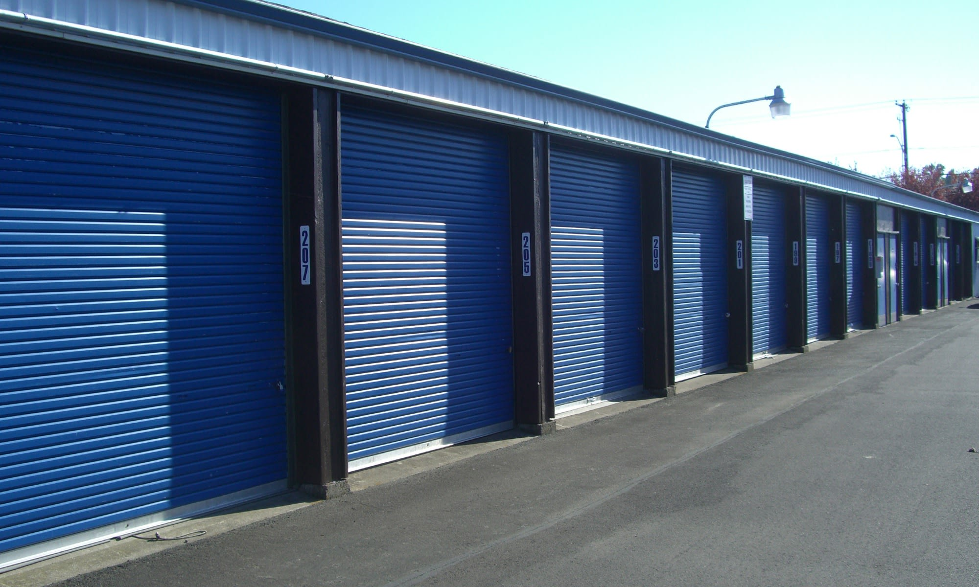Self storage in Coos Bay OR
