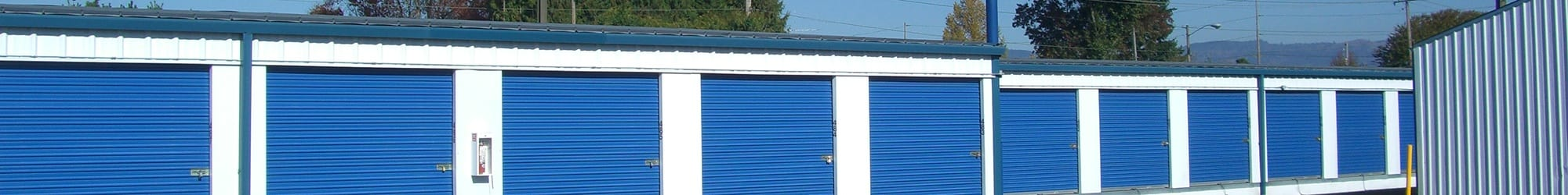 Find out what our storage units in Eugene have to offer
