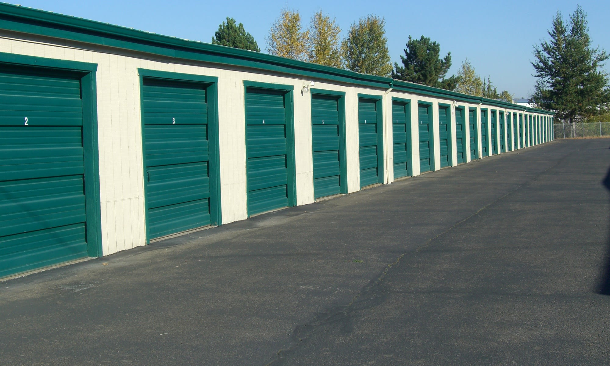 Self storage in Salem OR