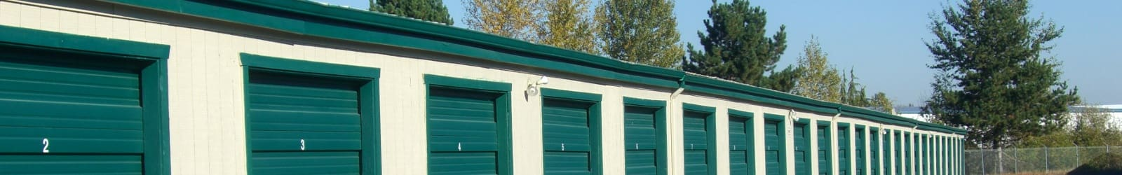 Find out what our storage units in Salem have to offer
