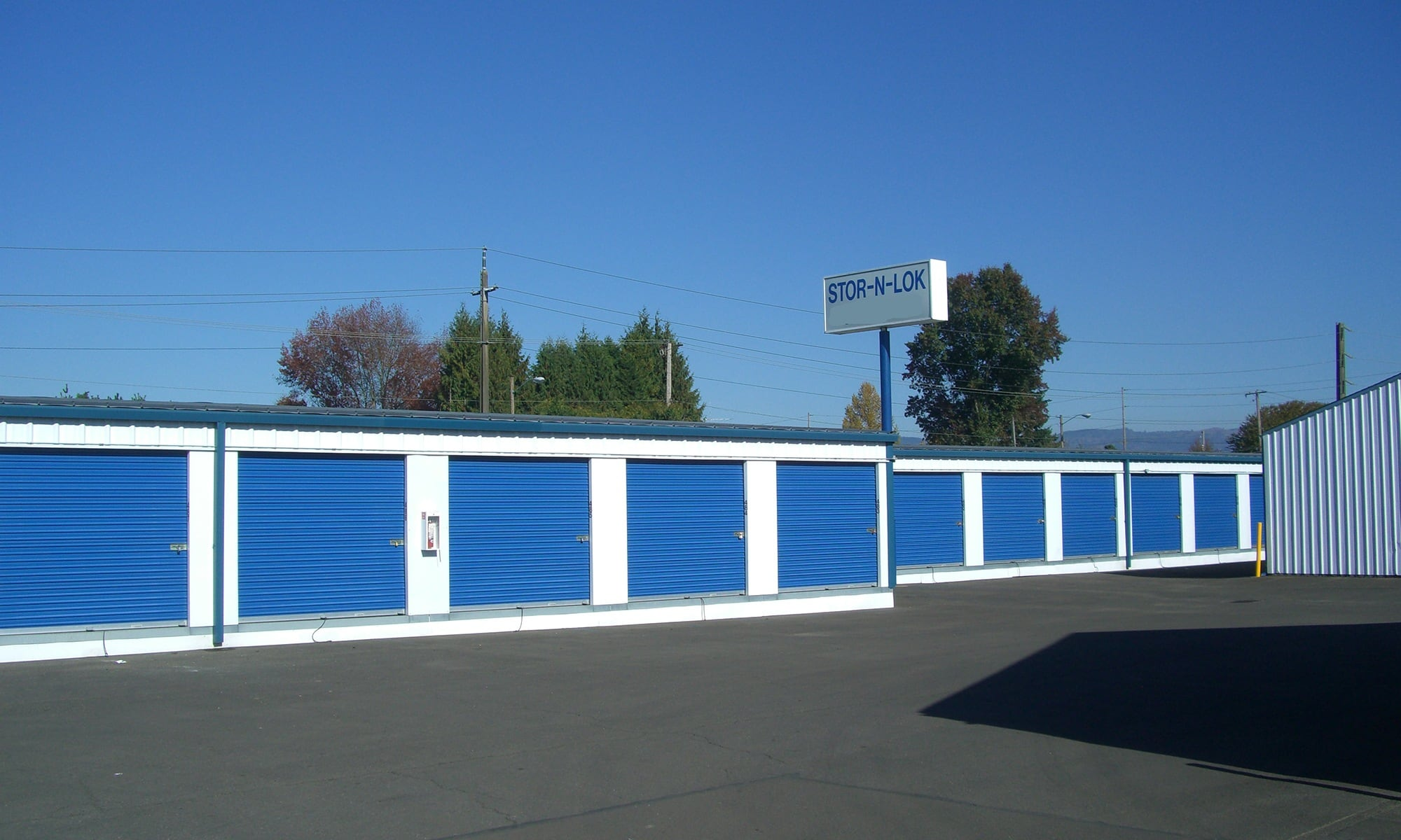 Self storage in Springfield OR
