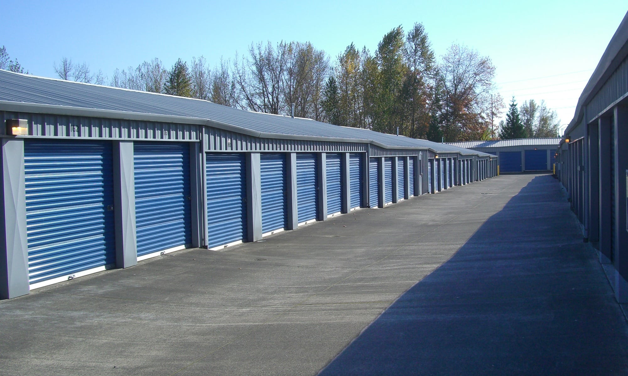 Self storage in Hillsboro OR