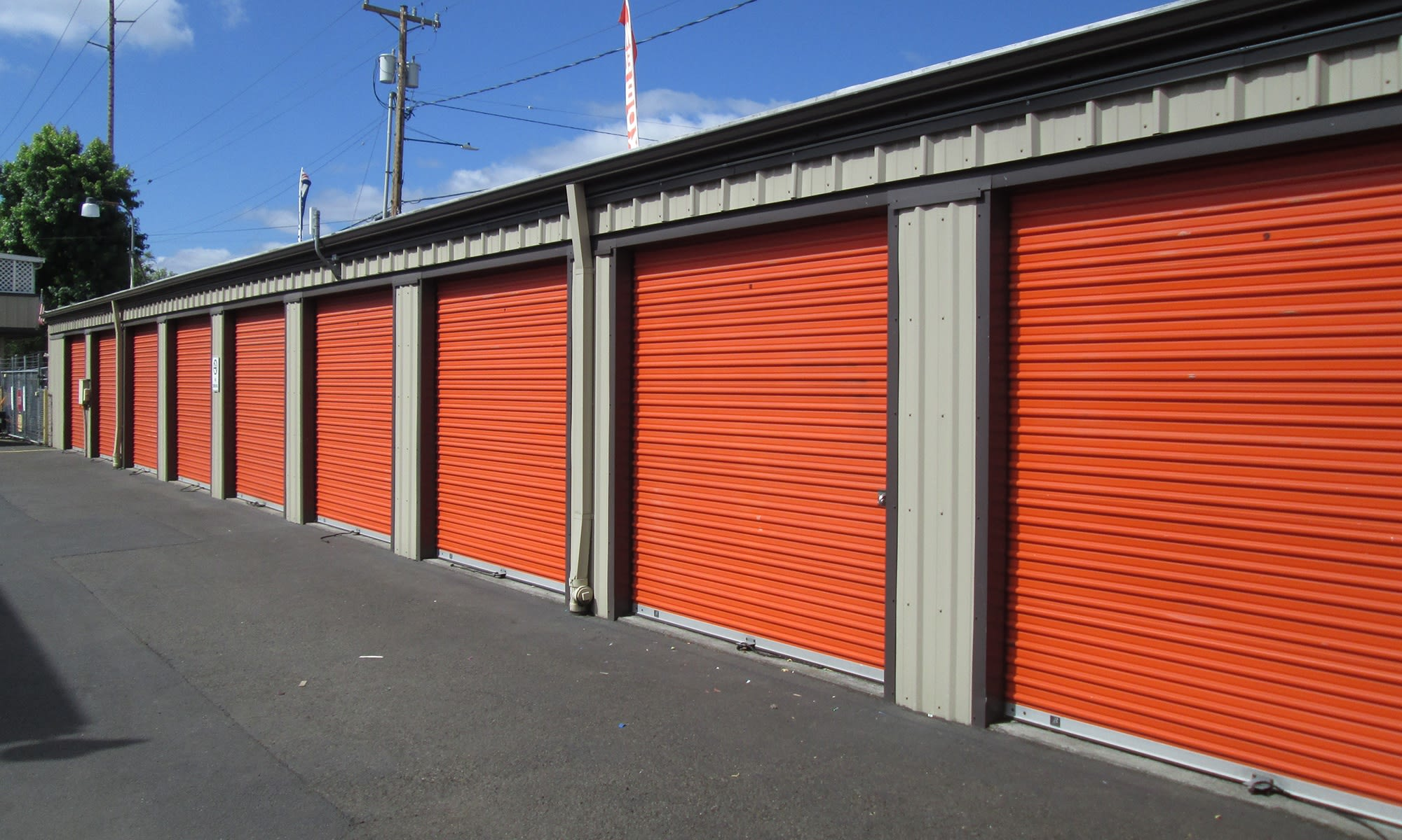 Self Storage Sellwood Portland Oregon Stor Room Mini Storage