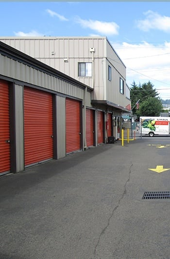 Storage features in Portland