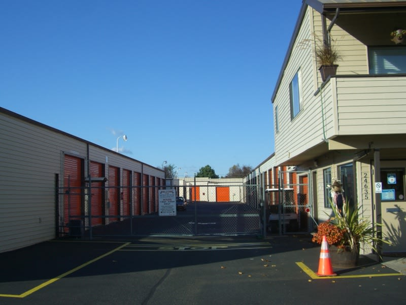 The Stor-Room Mini Storage in Troutdale