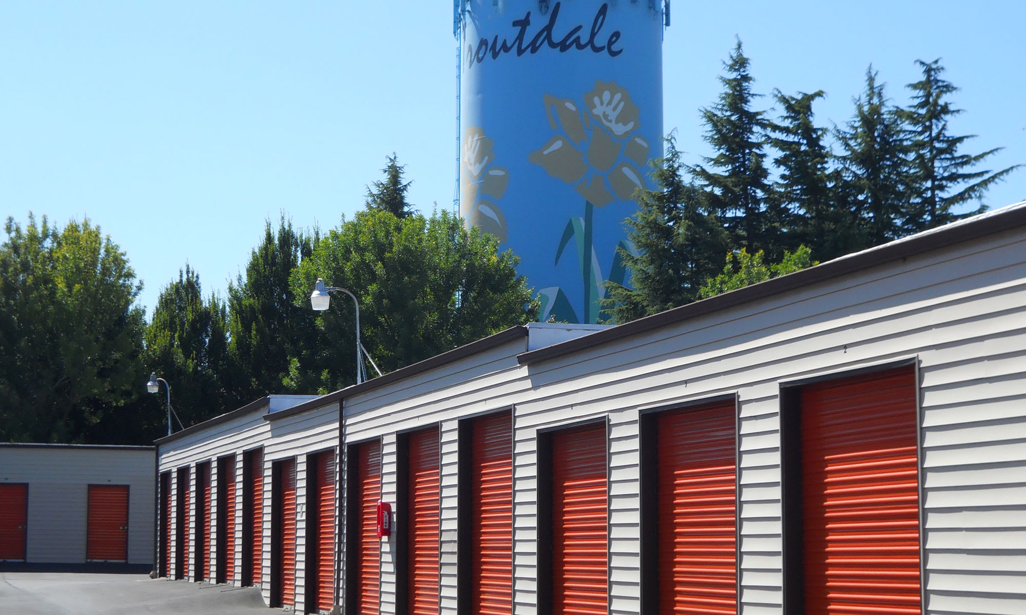 Self Storage In Troutdale OR