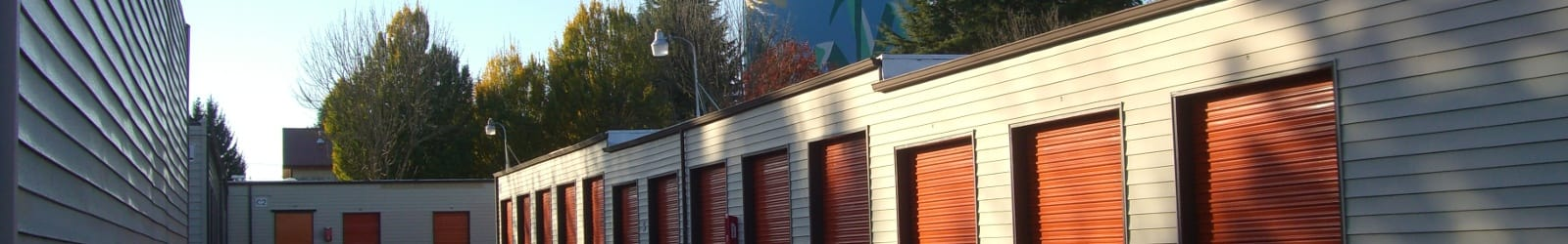 Find out what our storage units in Troutdale have to offer