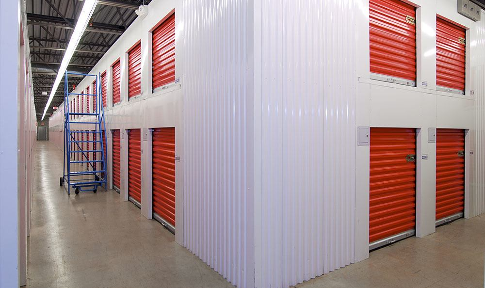 Surrey self storage offers an array of units