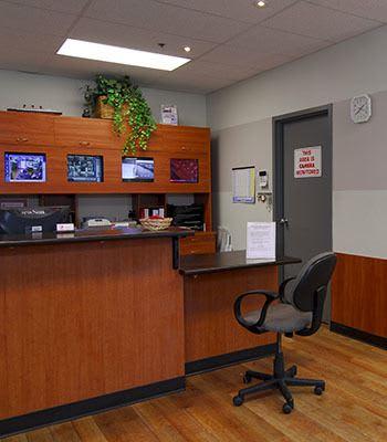 Office at U-Lock Mini Storage