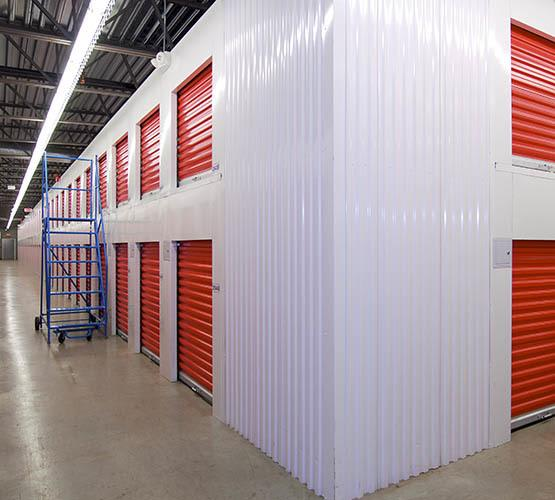 Your self storage will be safe and protected in Victoria