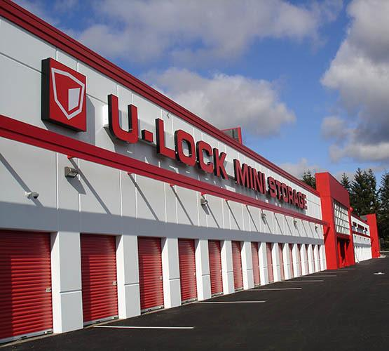 Your self storage will be safe and protected in Nanaimo