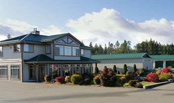 Spacious self storage units in Parksville