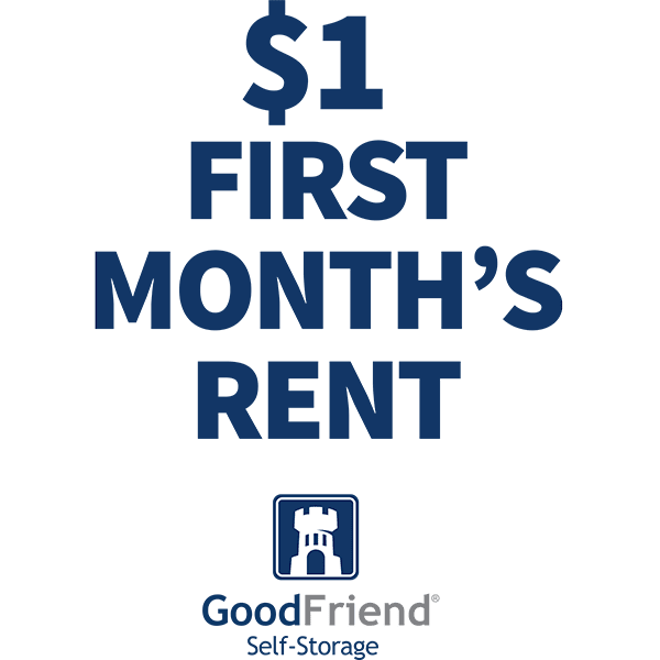 Features offered at GoodFriend Self Storage Briarcliff