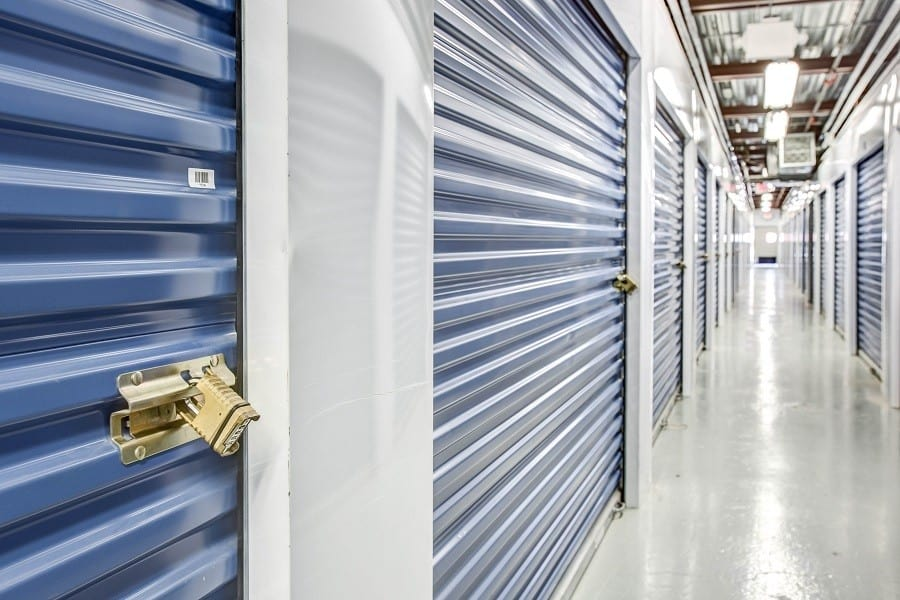 Climate-controlled storage at GoodFriend Self Storage New Hyde Park in New Hyde Park, New York
