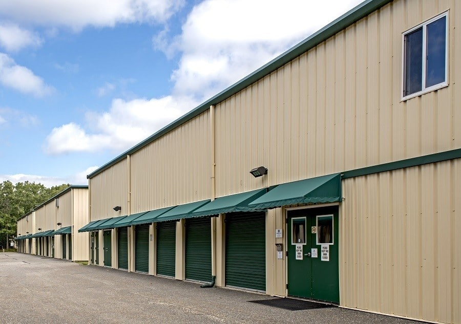 Exterior Storage Units in East Hampton, NY