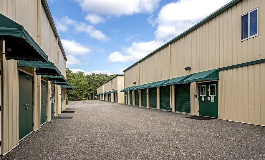 Outdoor Storage Units in East Hampton, NY