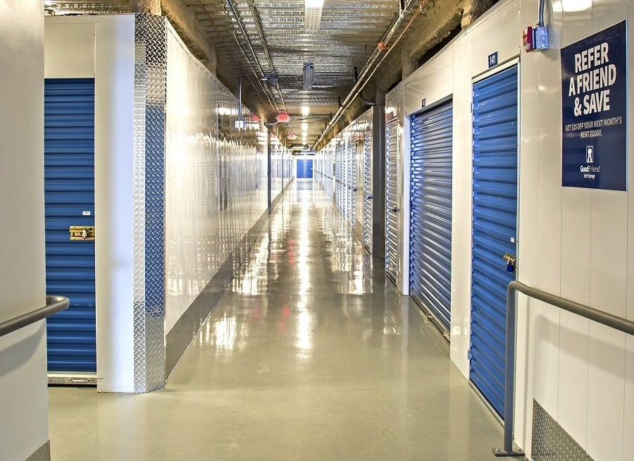Indoor Storage Units in New Rochelle, NY