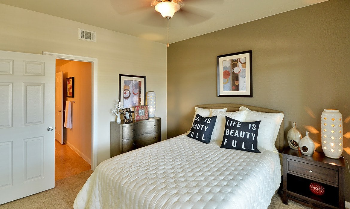 Give your bedroom furniture a new home at Bentley Place at Willow Bend.