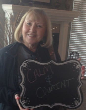 Families are very welcome at Greenbriar Apartments; here's one showing their love!