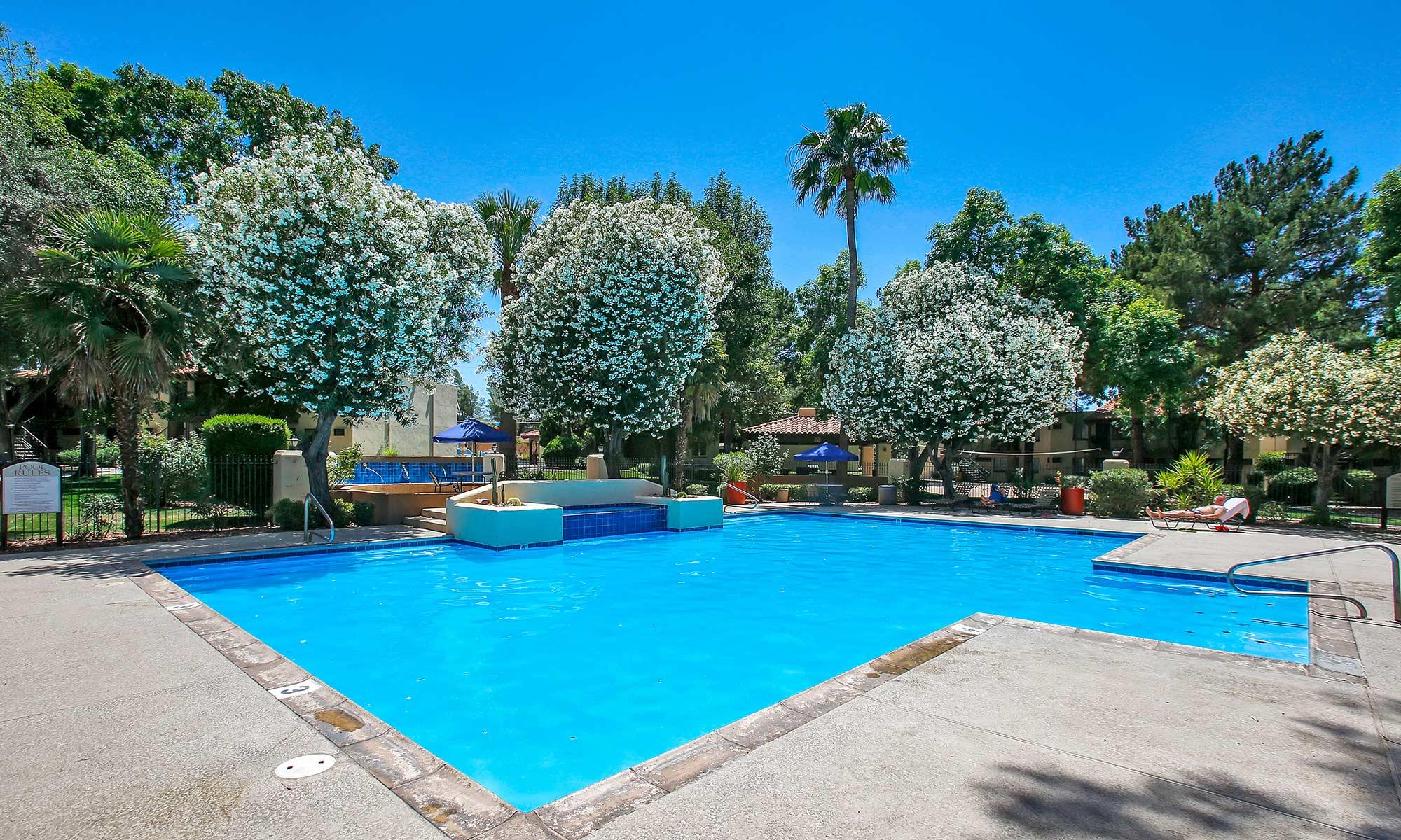 East Tucson AZ Apartments La Hacienda Apartment Homes - Luxury homes in tucson az