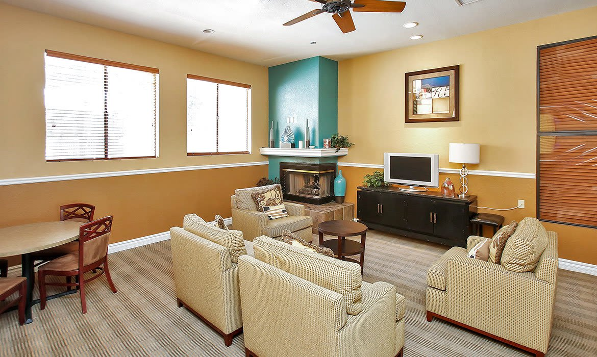 Pavilions at Pantano Apartment Homes in Tucson is pet friendly!