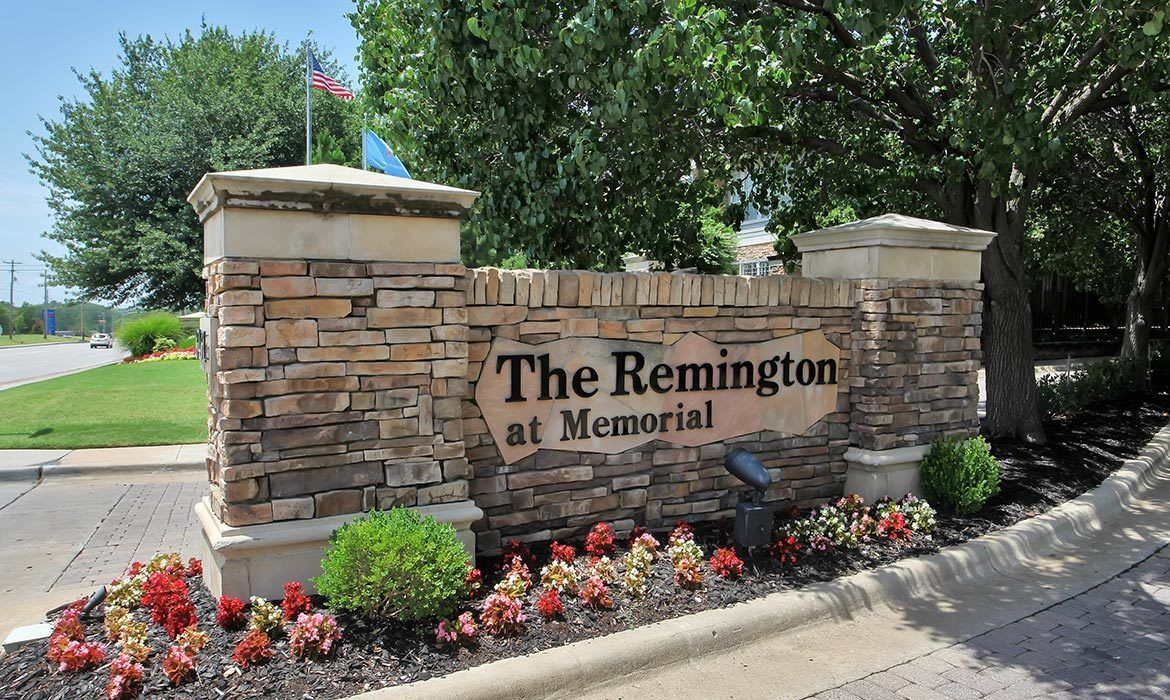 Come home to The Remington at Memorial Apartments luxury apartments in Tulsa.