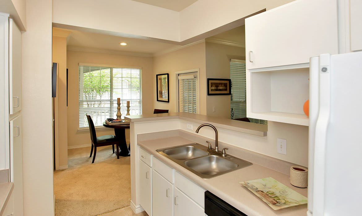 You'll love the spacious living areas in your new luxury apartment at The Remington at Memorial Apartments.
