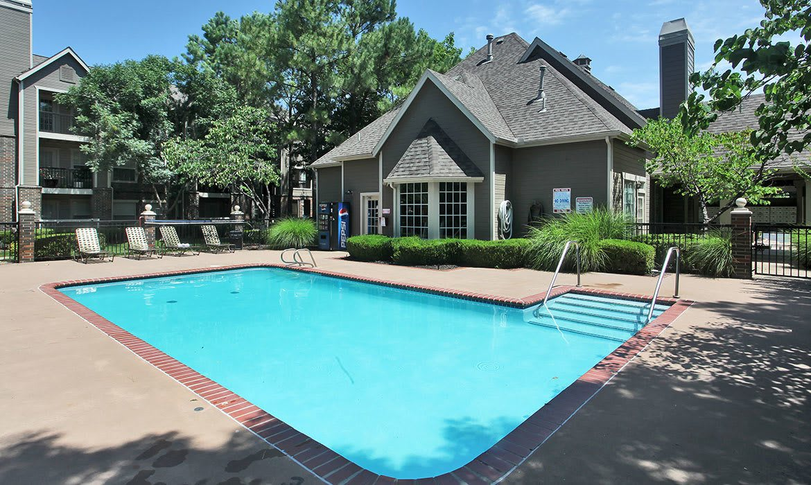 Riverside Park Apartments is close to several parks and dog parks in Tulsa.