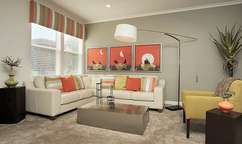 Come home to The Croix Townhome Apartments luxury apartments in Henderson.