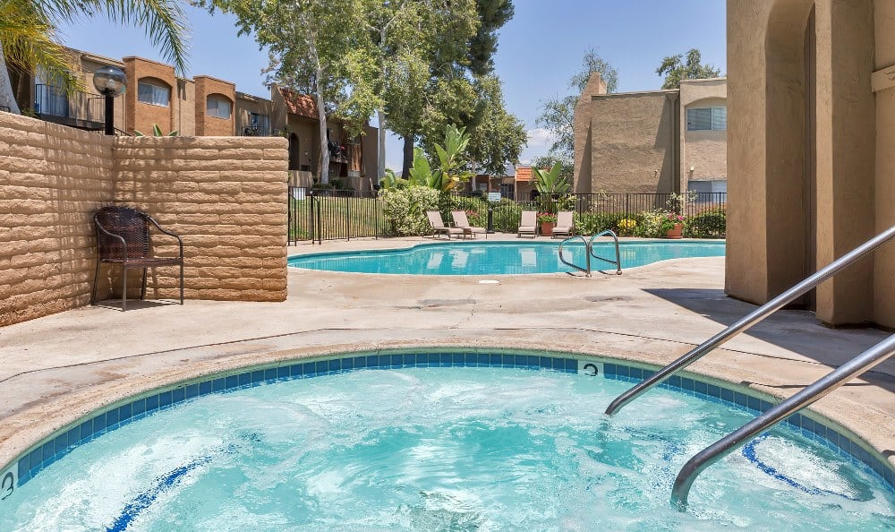 Come home to Woodlake Apartments luxury apartments in Escondido.