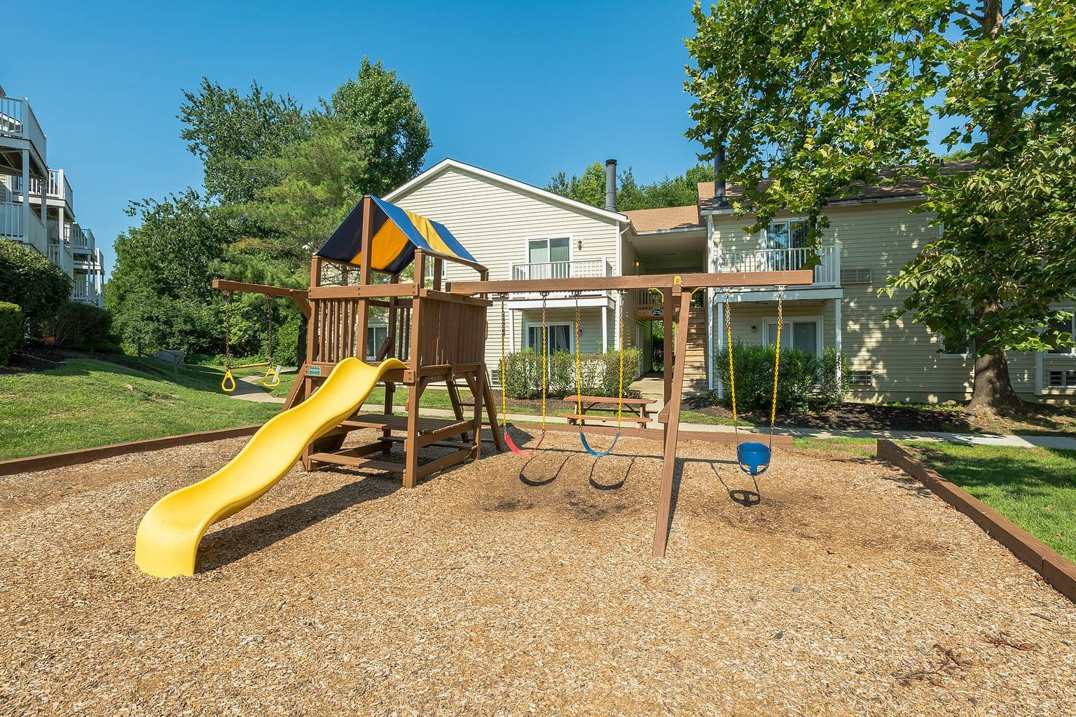 Playground At Our Apartments In Voorhees