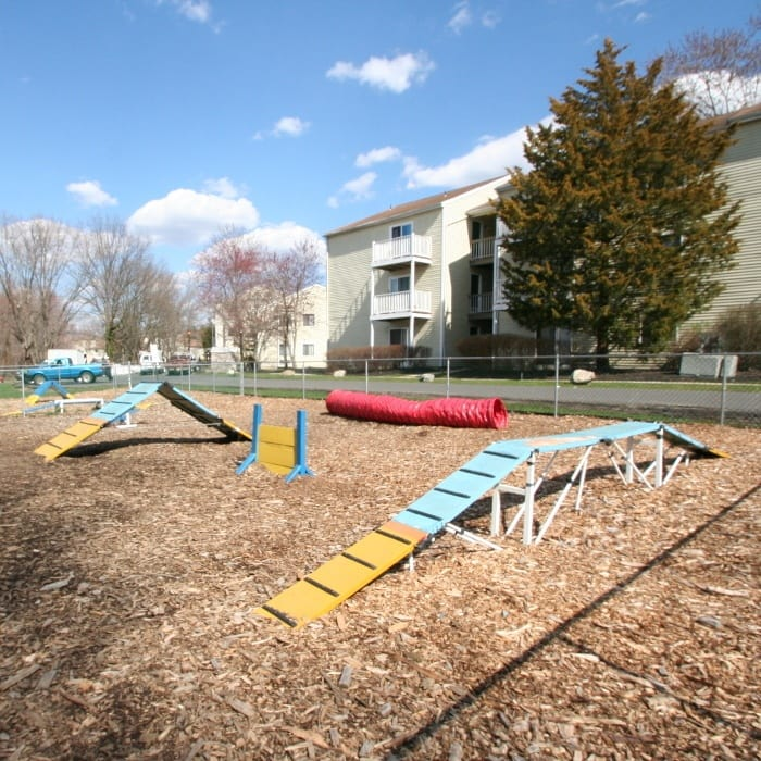 Playground at The Village at Voorhees