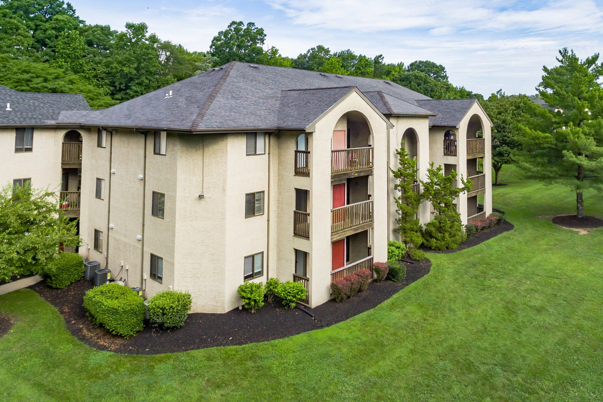 Building At Our Appleby Apartments