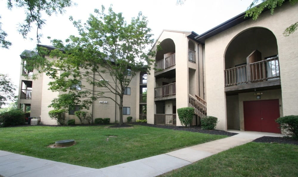 Exterior At Our New Castle Apartments