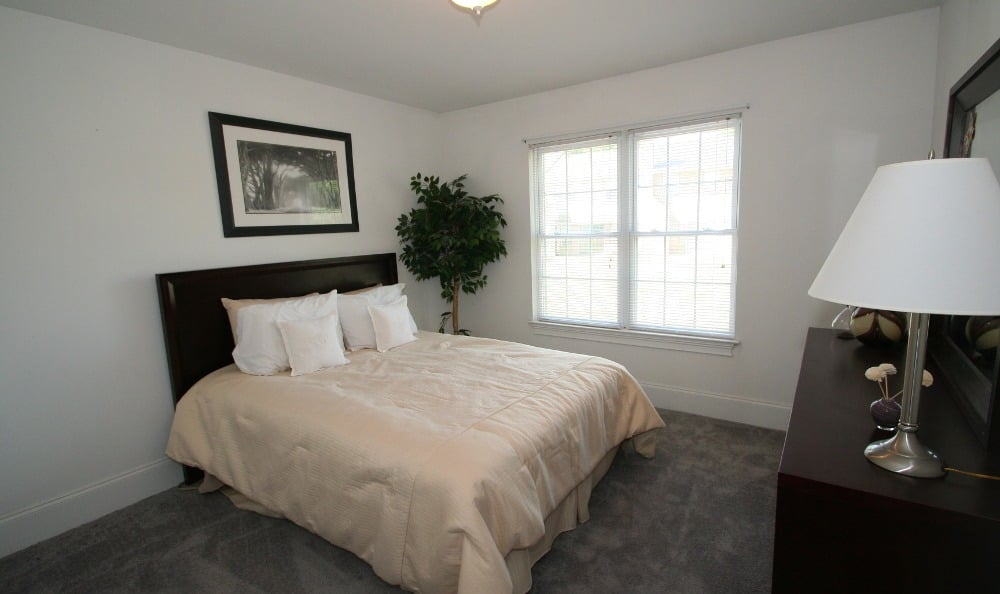 Bedroom At Apartments For Rent In Thorndale