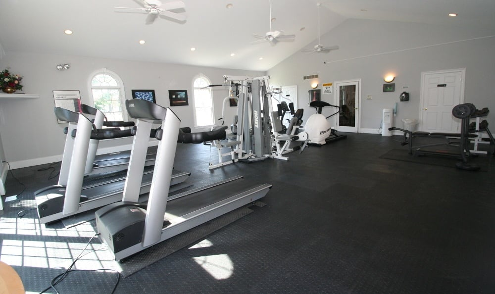 Exercise At Apartments For Rent In Thorndale