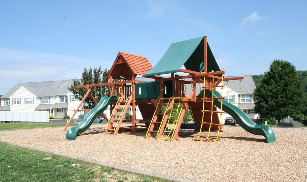 Playground At Apartments For Rent In Thorndale