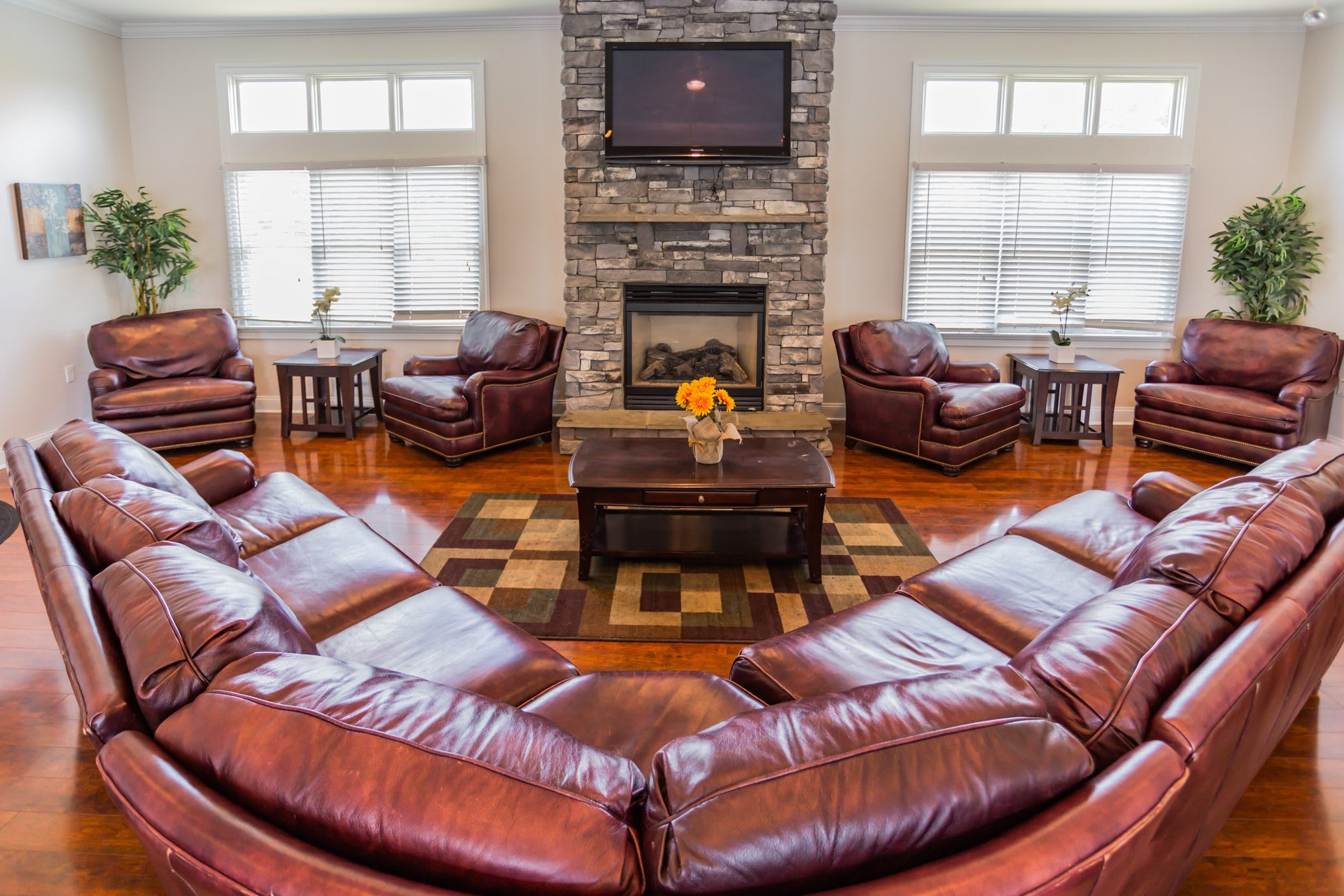 Common Space at Westgate Village Apartments  in Malvern, PA