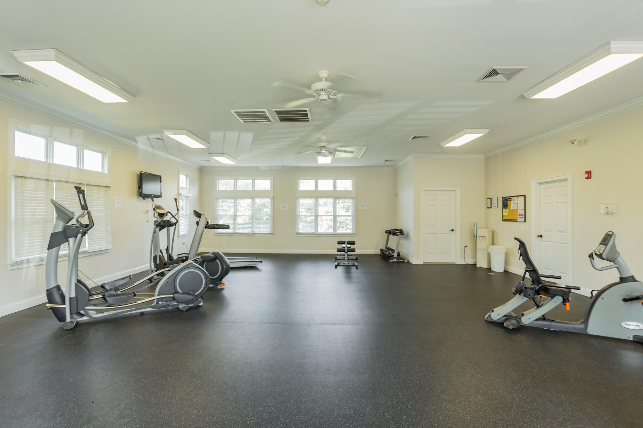 Gym Space at Westgate Village Apartments  in Malvern, PA