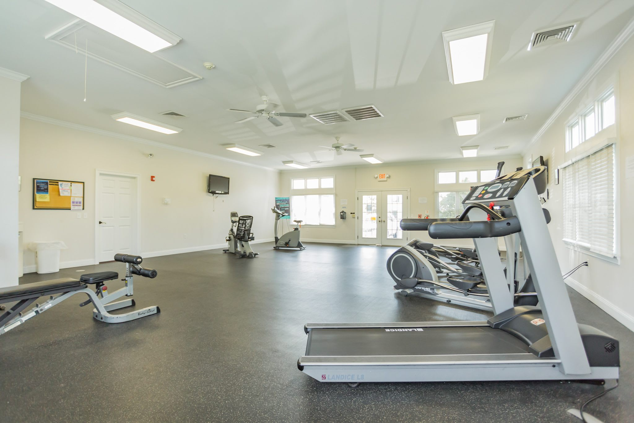 Workout Space of Westgate Village Apartments  in Malvern, PA