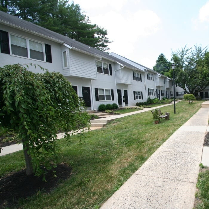 Neighborhood at Westgate Village Apartments in Malvern, PA